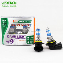 HB4 9006 12V 51W 3800K Super Bright Second Generation Dawn led light auto tuning