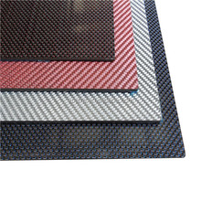 100% real carbon fibre material Color 3K Carbon Fibre Preperg Plate /Sheet 0.2mm 0.3mm 0.5mm For Jewelry Parts