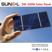 prices solar cell 18% high efficiency for solar panels