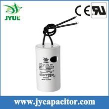 cbb60 super capacitor with plastic case ac capacitor
