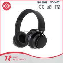 Fashion design headphone wireless smallest bluetooth headset with factory price