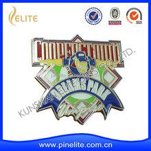 Basketball/football Soccer club lapel pins