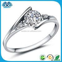 Fashion Jewellery Women'S Silver Rings