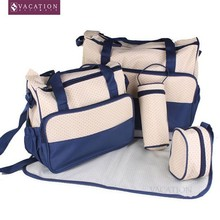 Favourable price of a set of mummy baby bag
