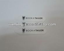 Nylon plastic collar bone for shirt, collar stuffener, metal/plastic Nylon collar,garment accessories