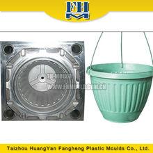 vaso de plástico do molde deinjeção plástica tornando