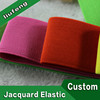 hottest 25mm rubber elastic band for clothing