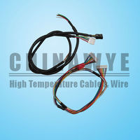 Flexible home application wire harness
