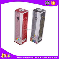 factory outlets pvc packaging cylinder