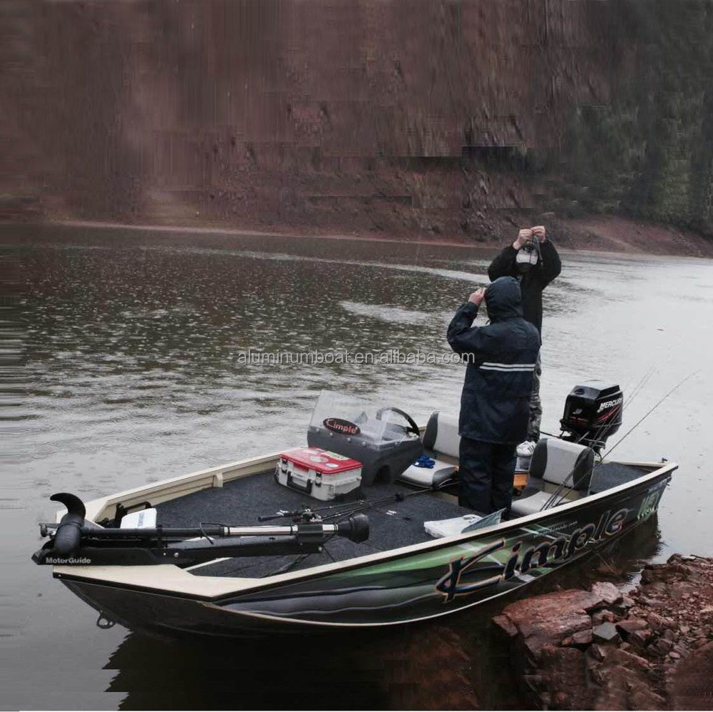460 bass pro buy aluminum bass fishing boat product on for Professional bass fishing