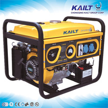 Kailt electric start gasoline generator king power gasoline generator parts