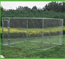 Chain linnk cheap dog kennel panel