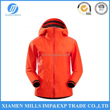 Popular Newest 2014 men's jacket water&windproof ski wear for boy factory