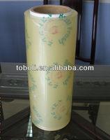 high quality PVC best fresh cling film