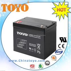 Sealed 12V Lead Acid UPS battery 12V 75ah AGM VRLA battery