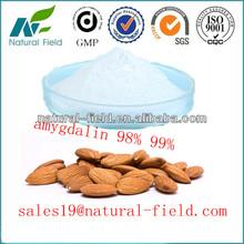 Natural amigdalina 98% fabricante para anti- el cáncer