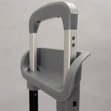 Diseño caliente de la buena calidad de aluminio telescópica carro
