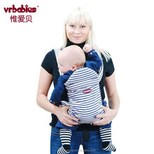 Hot selling Organic Cotton baby carrier comfortable baby carrier travel cotton baby carriers