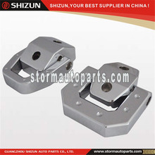 Sizzle chrome billet aluminum read tow hook w / base for HUMMER H2 2003-2009