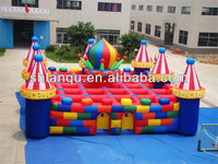 Mini Laser Tag Inflatable Laser Maze for Kids
