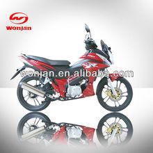 New powerful gas 110cc sports motorcycle/motorbike for sale(WJ110-IR)
