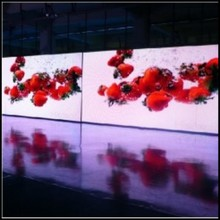 die-casting aluminum outdoor led video wall