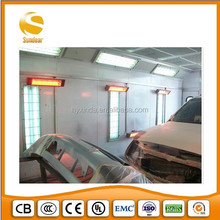 Medium Wave System Portable Infrared gold Lamp for car painting/drying CE approved