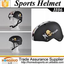 ABS soft black snow helmet for cheap sell