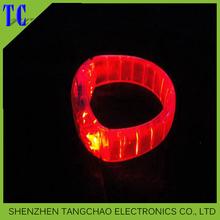 New product wholesale party promotional item led bracelet chrismas decoration