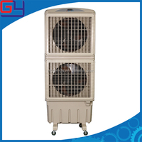 Newly-designed 2015 Two Stage Big Size Air Cooler/Mobile Air Cooler