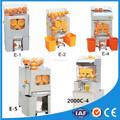 El jugo de naranja máquina de la prensa
