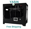 YASIN 2015 high quality and competitive price 3d metal printer and made in china 3d printer with touch screen