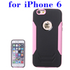 best sales products in alibaba TPU and Aluminium design mobile phone back cover case cover for iPhone 6