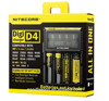 Authorized Authentic Nitecore D2 nitecore 18650 battery charger intelligent I2 I4/D4/D2 D4 charger Nitecore charger