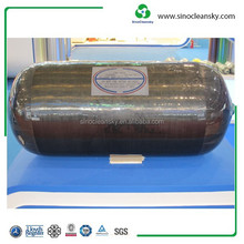 ISO11119 OD373mm 100l 250bar CNG Cylinder Type 3
