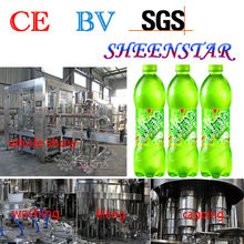 Making carbonated water and soft drinks