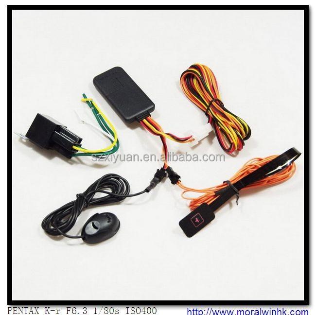 GPS Car Alarm Tracker P168