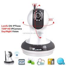Night Vision IP Camera Wireless Video CCTV Camera 3g video car camera alarm system