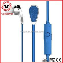 Noise reduction v4.1 Bluetooth version Bluetooth orange headphones