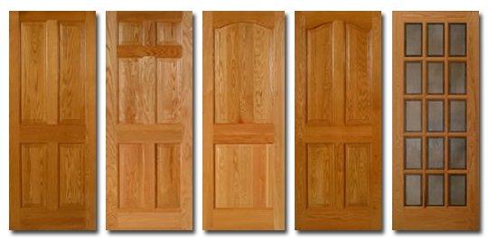 Interior Stile Rail Wood Door Slabs Buy Door Product