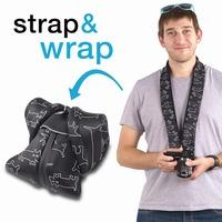 miggo Strap&Wrap for Mirrorless (CSC) Neoprene DSLR Camera Bag SR-CSC PS50