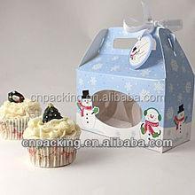 china alibab health food of cake box packaging