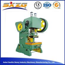 high precision SXZG C frame leather hole punching machine