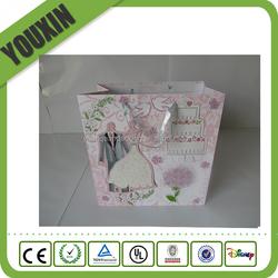 2015 new design unique paper bag price in china