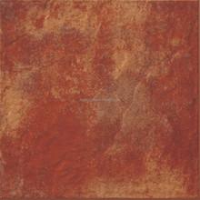 Leather look rustic bathroom tile,bathroom floor rustic tile 300*300