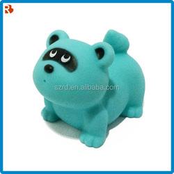 Sophisticated technology shinny/shine pet toy vinyl toy pet dog