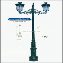 Cast iron Garden Lamp Post, Light Pole, Street/Outdoor lighting Post