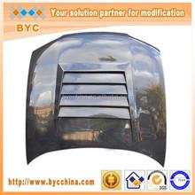 BYC Carbon Fiber Hood for NS Skyline GTR R32 VF Style Car Vented Hood