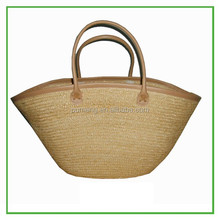 Natural Straw Weaved Eco Shopping Bag