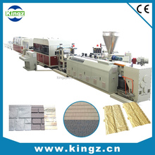 PVC Stone Siding Extrusion Line